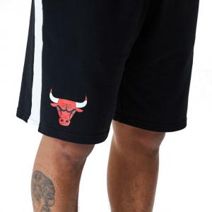 New Era Bermuda Chicago Bulls Nero da uomo