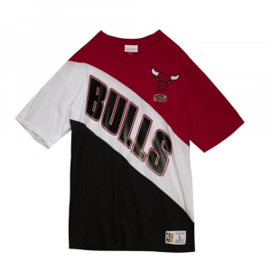Mitchell&Ness Play By Play Chicago Bulls