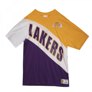 Mitchell&Ness Play By Play Lakers