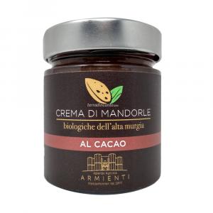 Crema di Mandorla e Cacao Armienti 200 gr