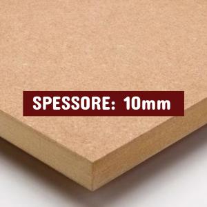 Tavola MDF - Spessore: 10mm