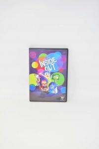 DVD INSIDE OUT Disney Pixar