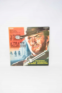 Vinile A Fistful Of Dollars By Ennio Morricone