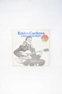 Vinile Eddie Cochran - C'mon Everybody