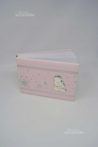 Album Gbiffi Pink Kids With Baby Silver