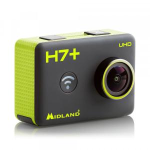 VIDEOCAMERA MIDLAND H7 PLUS CON TELECOMANDO E SCHERMO LCD 2 POLLICI