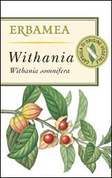 Withania Somnifera estratto secco - 50 capsule vegetali