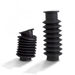 VisiJet M2 EBK Elastomeric Material-Black Resin Cartridge
