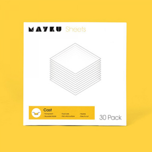 Mayku Cast Sheets 30 pack