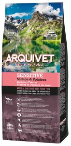 Arquivet Cibo Secco Adult Sensitive  Salmone e Riso