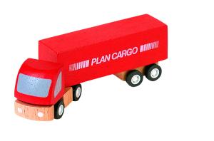 Plan World Cargo Truck