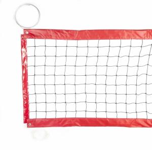 Rete da beach volley «Extra» 8,50 × 1,00m, Ø 3,0mm, maglia 100mm