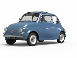 DEFLETTORE DX CHIARO  per PER FIAT 500 F/L/R 58-60