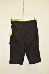 Pantaloni Sportivi Da Bici Neri Tg.m Nuovi