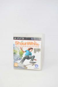 videogioco ps3 shaun white skateboarding