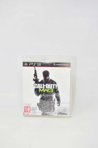 Videogioco Ps3 call of duty modern warfare 3