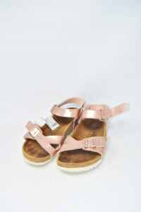 Sandali Bambina Birkenstock Rosa N 36