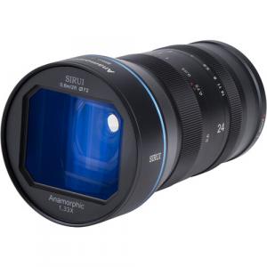 Lente anamorfica 24mm f/2.8 1.33x (SR24-X Attacco Fuji X)