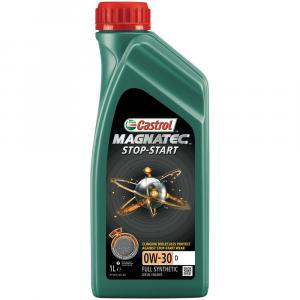 Olio Motore Auto CASTROL Magnatec Stop-start 5w20 Q3 1l