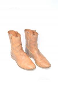 Boot Woman Isabel Marant Brown Sfumati Black N°.38