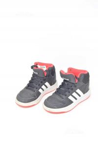 Shoes Boy Adidas Black N°.28 Black