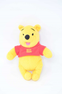 Puppet Winnie The Pooh Height 24 Cm