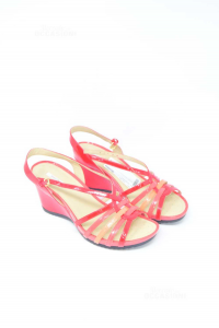 Sandals Woman Geoxred N°.39.5