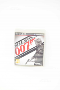 Video Game Ps3 Blood Stone 007