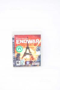 videogioco ps3 tom clancy endwar