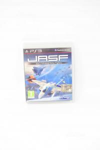 Videogioco Ps3 JASF Jane's Advanced Strike Fighters Con Libretto