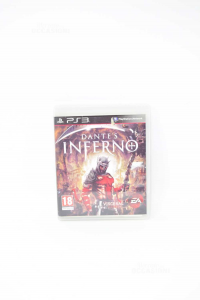 Video Game Ps3 Dante\'s Inferno Visceral (with Manual) S