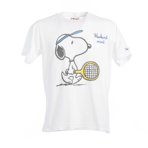 T-Shirt St.Barth Snoopy Week End Mood