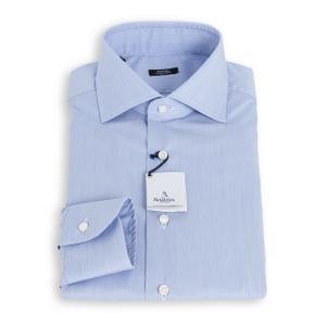 Camicia Barba Azzurra Stretch