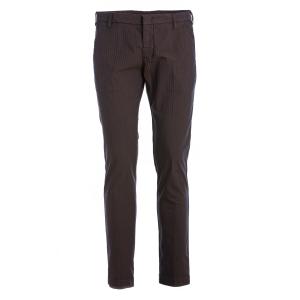 Pantalone Entre Amis Blu Avio