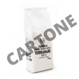 CARTONE Farina Terramare