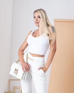 Top Bianco SS21