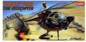 Hughes 500D TOW