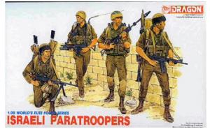 Israeli Paratroopers