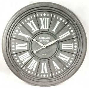 Orologio Da Parete 60 cm Antiquariato Linea Paris Rifinito Casa Arredare