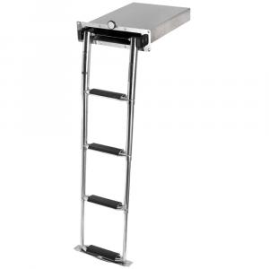 Foldaway ladder Montecarlo XL