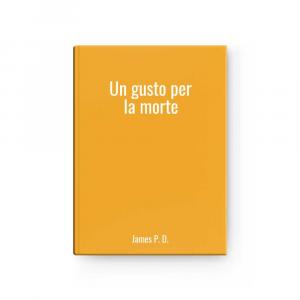 To Taste For Morte L James P.d.