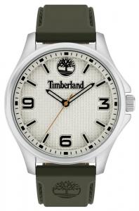 Timberland  Averton Orologio uomo cinturino in silicone verde TBL.15947JYS/13P
