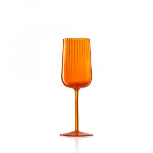 Calice Vino Bianco Gigolo Rigadin Arancio