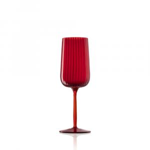 Calice Vino Bianco Gigolo Rigadin Rosso