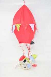 Mongolfiera In Fabric To Hang Per Bedroom