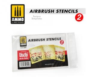 Airbrush Stencil #2