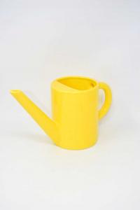 Bagnafiori Yellow Ceramic H 16 Cm