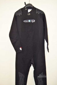 Wetsuit Man Aqua Lung Whole From Sub-surf Size .xl 0.5mm