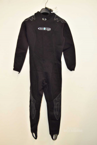 Wetsuit Woman Aqua Lung Whole From Sub- Surf Size M / L 0.5mm