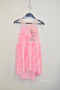 Dress Baby Girl Disny Frozen 5 / 6years Pink